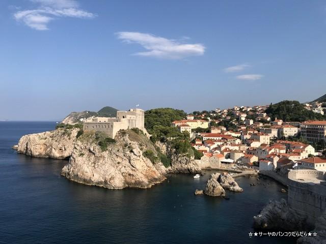 ドブロブニク城壁巡り wall Dubrovnik 魔女の宅急便 (13)