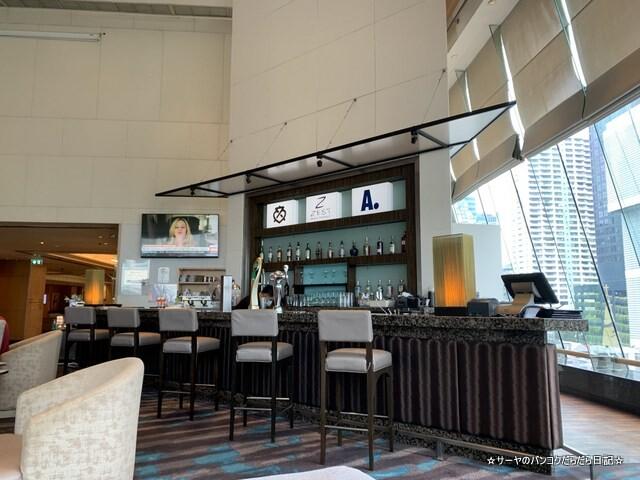 ミックスベリーハイティー  HIGH TEA Westin bangkok (11)