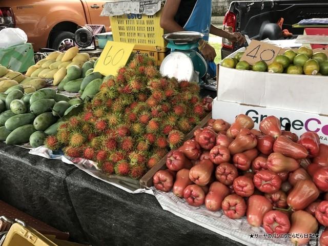 Bang Niang Market カオラック (8)