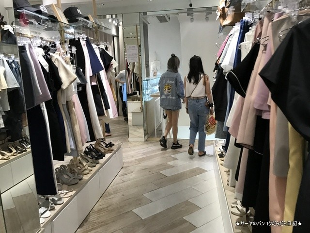 サイアムの人気ショップ SOS Sense of Style (2)