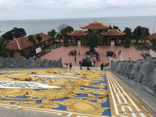 Ho Quoc Pagoda フーコック 観光 寺 2018 ベトナム (2)