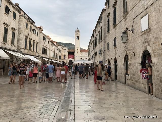 ドゥブロヴニククロアチア 景色 世界遺産 (5)