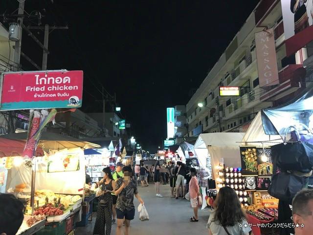 ホアヒン ナイトマーケット Huahin Night Market