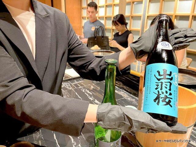 Sushi Satoshi 鮨 さとし バンコク (17)