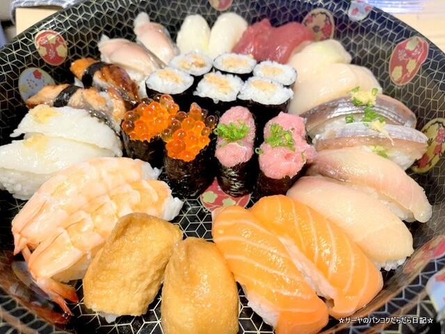 北海道寿司えぞや EZOYA SUSHI Bangkok (4)
