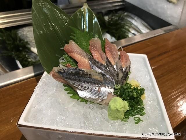 don 呑 エカマイ 寿司 バンコク Bangkok Sushi 鮨 (4)