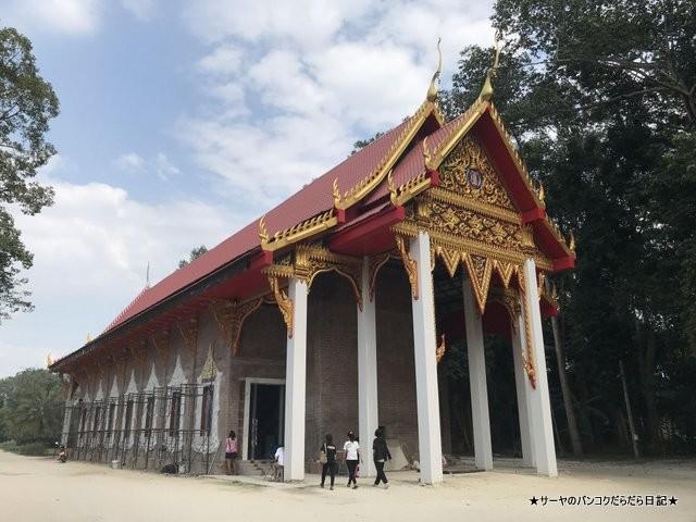 Chulabhorn Wanaram temple ナコンナヨック 嵐山 (8)