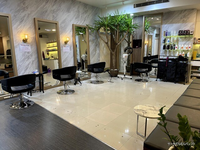 Gangnam Korean Hair Salon 美容院 バンコク (4)