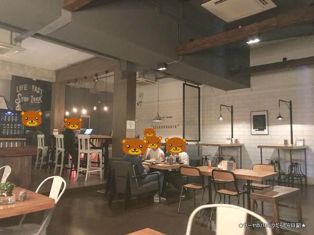 フォトジェニック Dexter Cafe サトーン カフェ