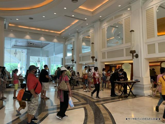Dusit Thani Pattaya hotel パタヤ (1)