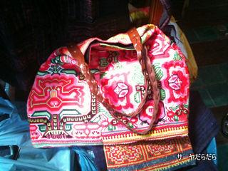 チェンマイ鞄ハンドメイド