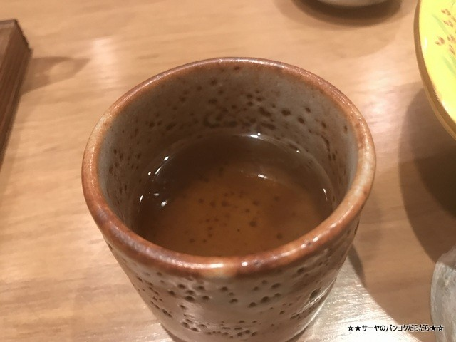 さぶ 貝 蟹 バンコク 会席 和食 レストラン 接待 (7)