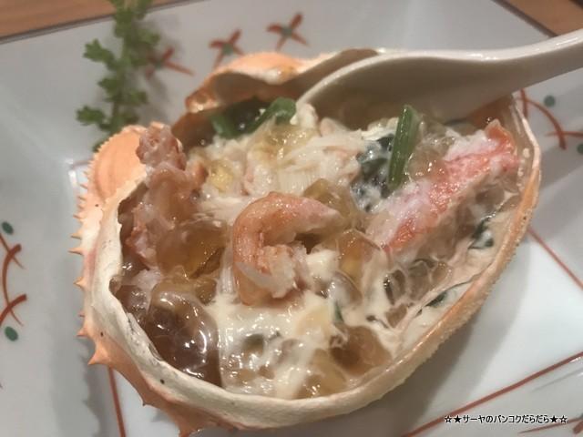 さぶ 貝 蟹 バンコク 会席 和食 レストラン 接待 (10)