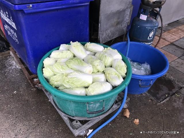 Charoen Thai Suki トンブリ タイスキ 昔ながら 白菜