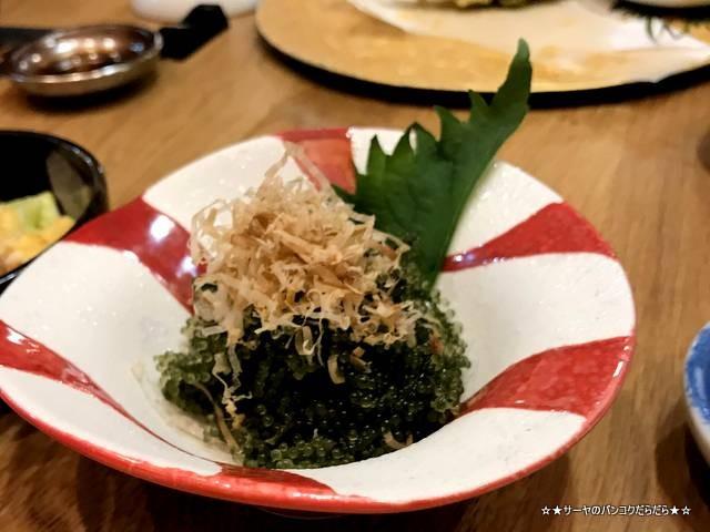 喜多郎寿し kitarosushi バンコク 和食 日本料理 (17)