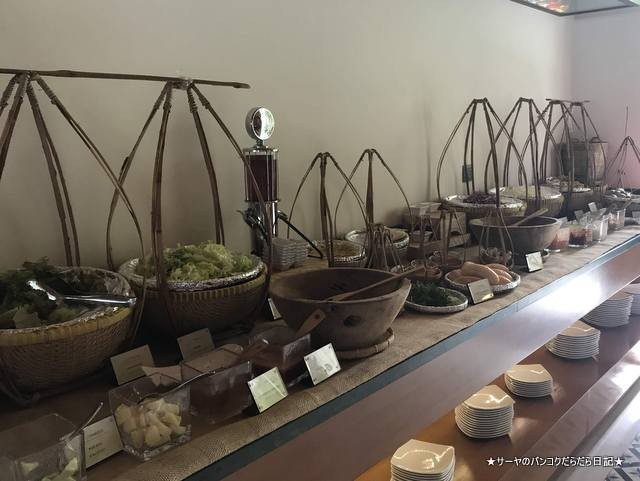 dusit phu quoc vietnam 朝食 Buffet (4)
