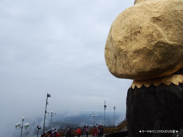 チャイティーヨー・パゴダ Kyaiktiyo Pagoda ゴールデンロック
