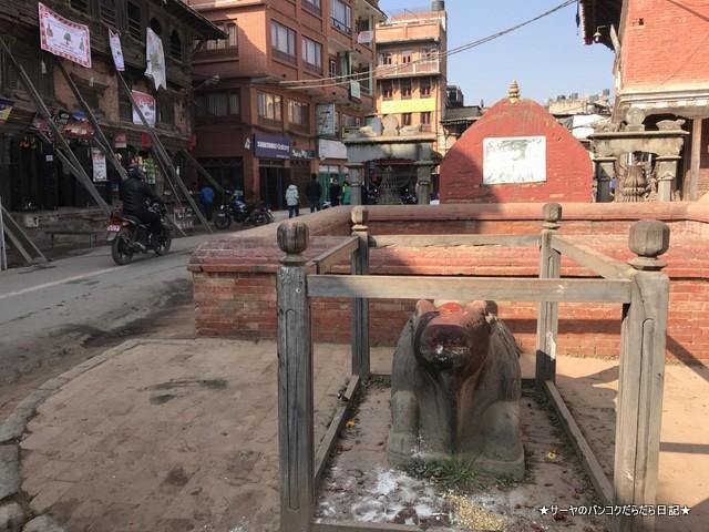 Bhaktapur バクタプル カトマンズ 世界遺産 王宮前広場 (5)