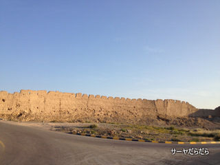 20120112 バハラ城壁 1