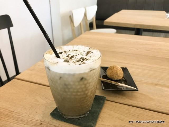 Hakata Coffee Bangkok 茶庵はかた珈琲 ほうじ茶ラテ
