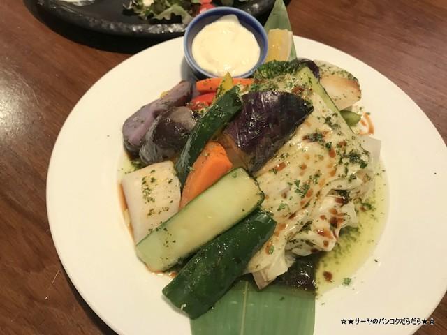 原始焼き genshiyaki バンコク 日本料理 和食 温野菜