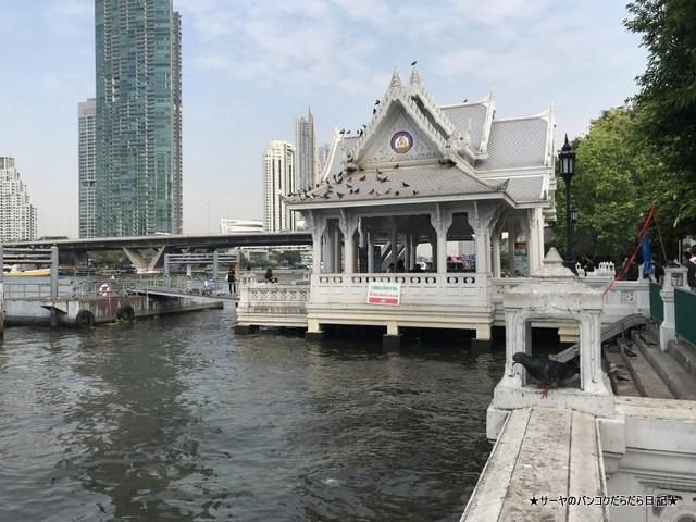 Wat Yannawa ワットヤンワナー 船寺 バンコク 観光 (4)