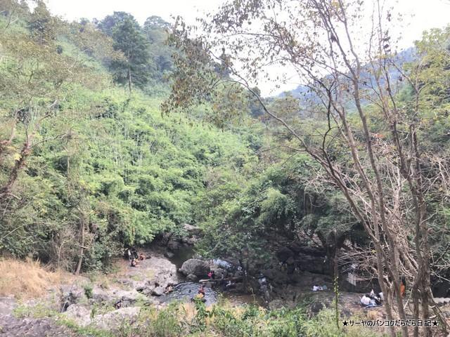 Sarika Waterfall サリカ滝 ナコンナヨック おすすめ 日帰り (9)