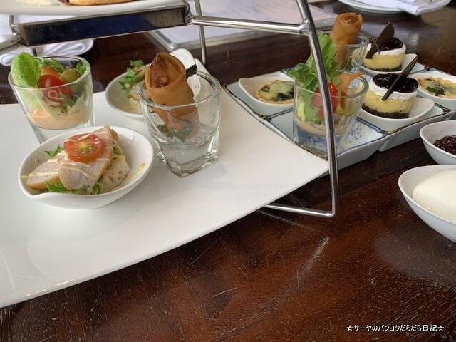AFTERNOON TEA AT FINISHING POST クラウンプラザバンコク (4)