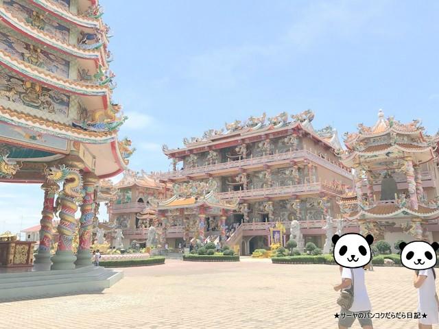 Wihan Thep Sathit Phra Ki Ti Chaloem 中華寺 アンシラ