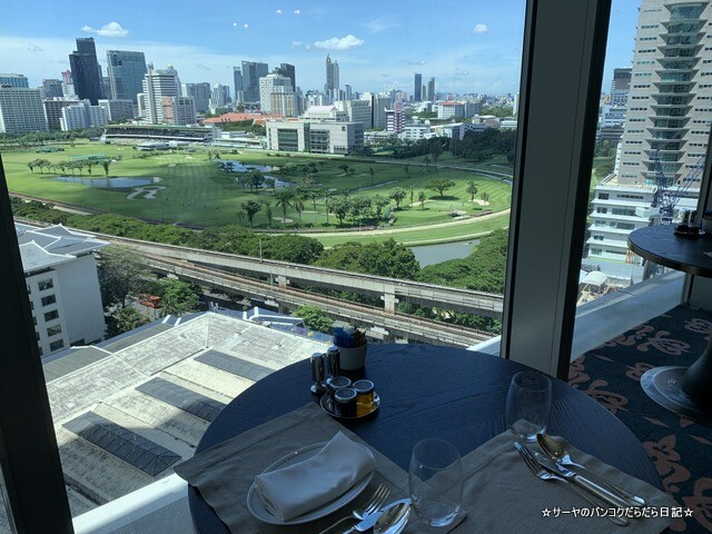 Breakfast  Waldorf Astoria Bangkok バンコク ウォドルフ (27)