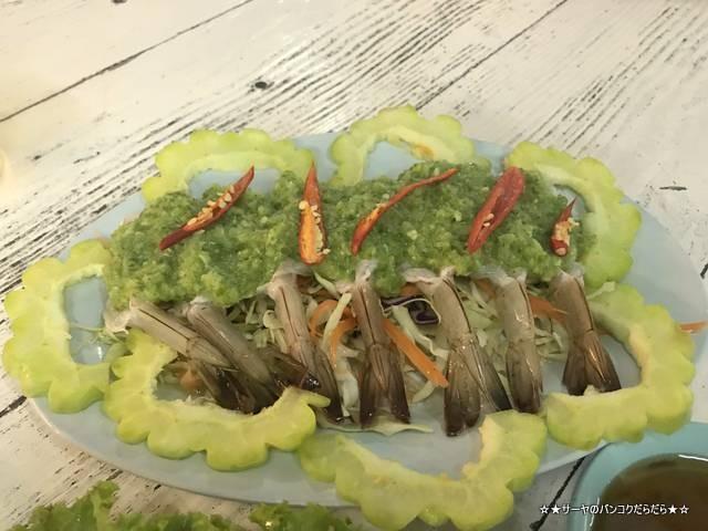 プラーパオソットパッタナカーン タイ料理 バンコク (4)
