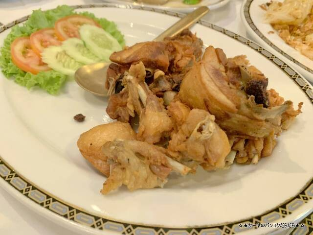 Methavalai Sorndaeng バンコク タイ料理 (10)