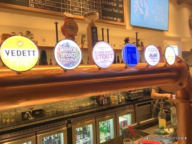 Brewski bangkok craft beer バンコク ルーフトップ (6)