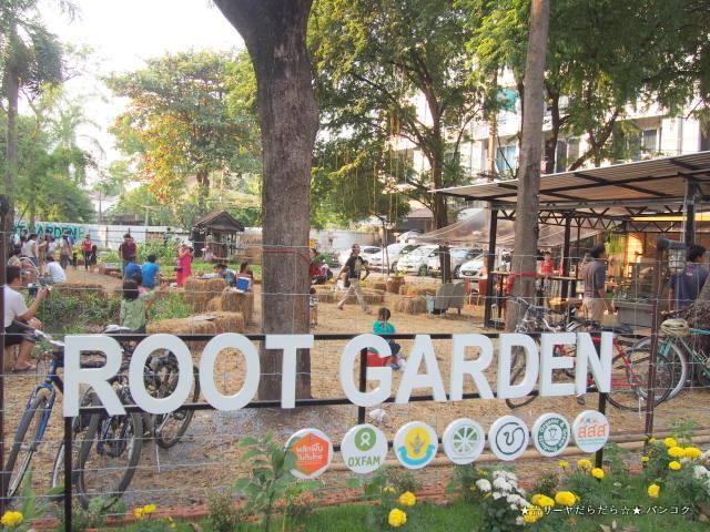 root garden トンロー バンコク サーヤ