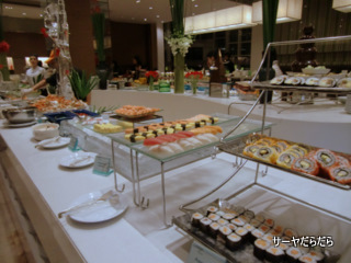 20100716 cuisine バンコク レストラン 3