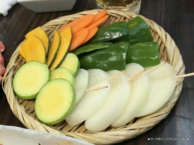 JA全農直営 焼肉 ぴゅあ 新橋 YAKINIKU 野菜盛り