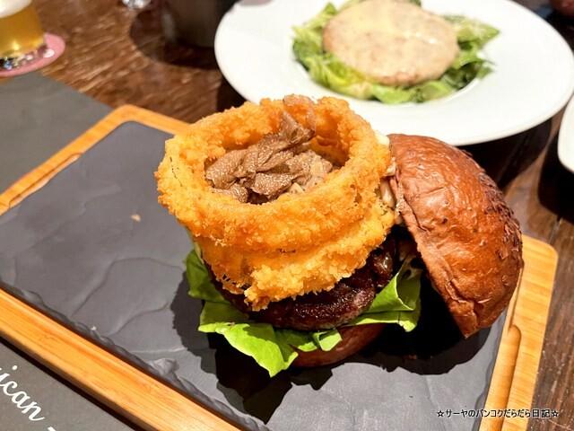 25 Degrees Burger Bar バンコク バーガー (12)