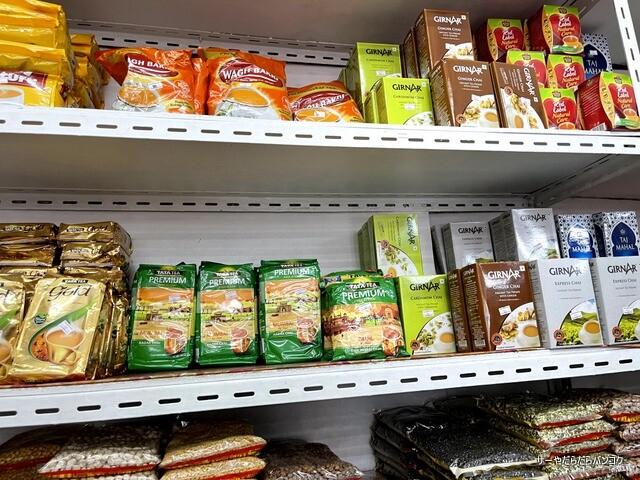N.S.K Indian Store インド食材 バンコク (8)