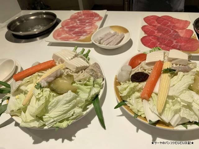 OK SHABU SHABU バンコク レストラン (7)