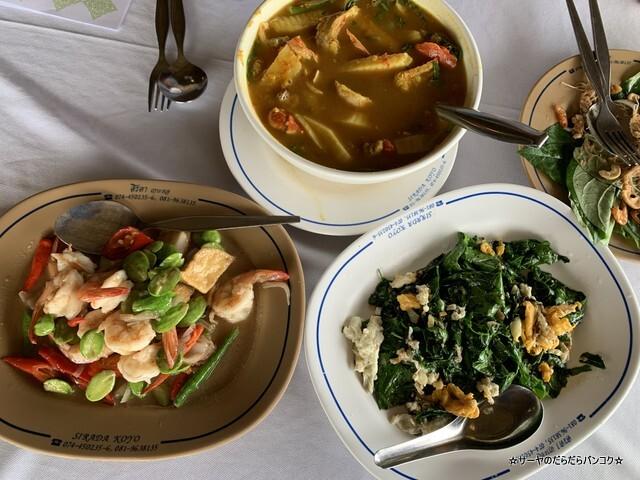 Sirada Restaurant Koh Yo ソンクラー タイ旅行 南部 (9)