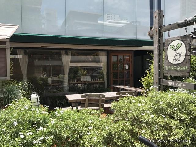TINY TREE GARDEN カフェ バンコク (1)