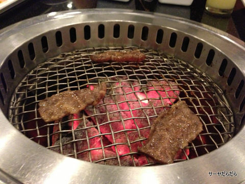 gyu gyu tei bangkok バンコク 焼肉 10