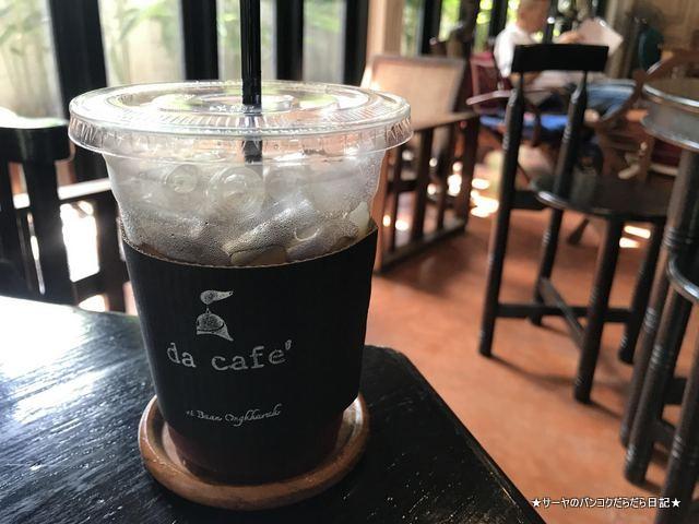 Baan Ongkharak Da cafe バンコク Dusit カフェ (8)