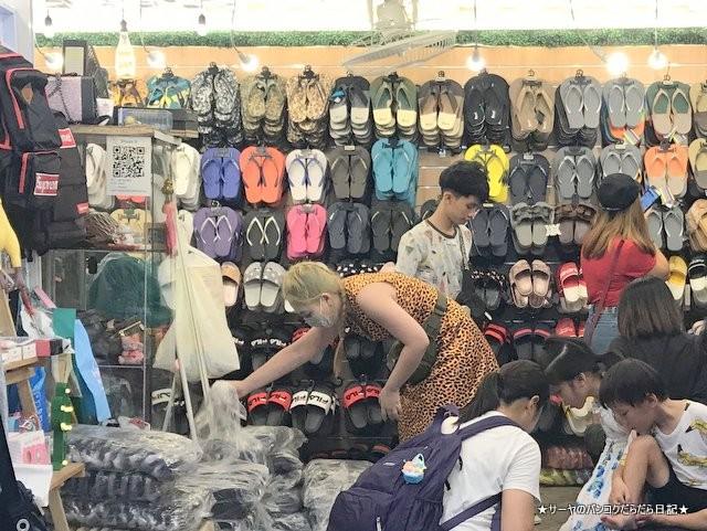 neon market バンコク ナイトマーケット 2018 土産 (10)