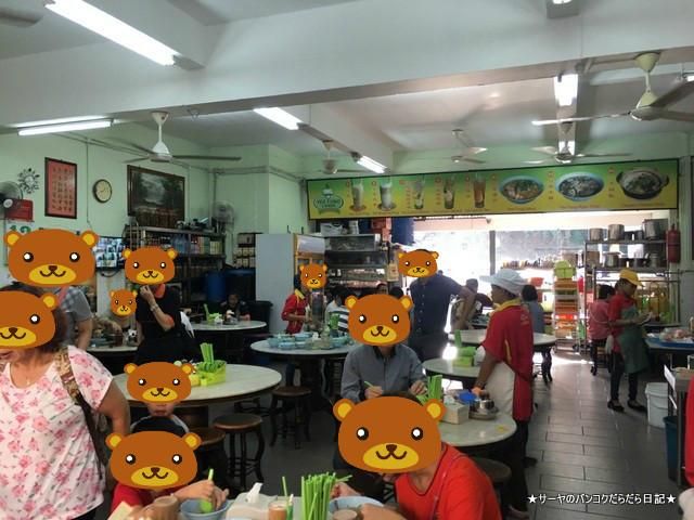ラクサの有名店 ケダイコピ・イーフン(Kedai Kopi Yee Fung)