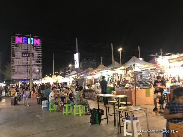 neon market バンコク ナイトマーケット 2018 土産 (3)