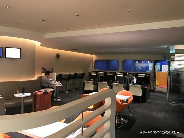 KIXエアポートラウンジ 関西空港 lounge (1)