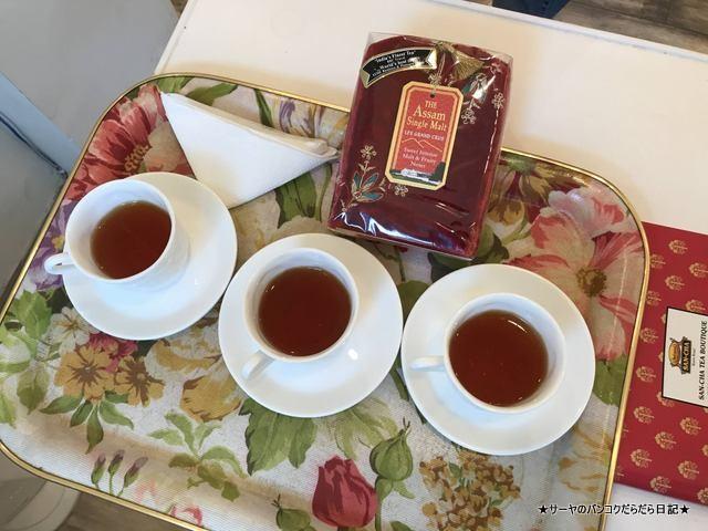 SAN-CHA サンチャ インド土産 紅茶 (13)