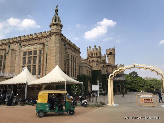 Bangalore Palace バンガロールパレス 宮殿 (1)