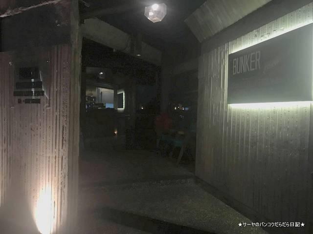 Bunker バンカー オシャレ BAR デート バンコク サトーン (1)